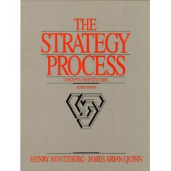 The Strategy Process: Concepts, Contexts, Cases (Παλαιοβιβλιοπωλείο)